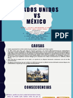 Estados Unidos vs Mexico