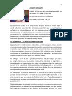 Economistas Contemporanoes Un Resumen de Obras Selectas- Joseph Stiglitz