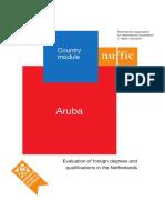 Education System Aruba