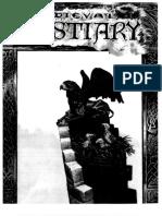 Ars Magica - Medieval Bestiary - 3rd ed.pdf