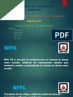 Norma Nfpa 72 y Acuerdo 01257