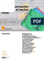 La Transformacion Digital Del Sector Retail