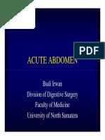 Emd166 Slide Acute Abdomen