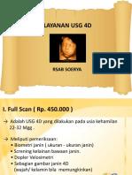 Presentation USG 4D