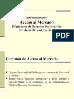 Acceso Al Mercado