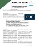 AF and Cardiomyopathy