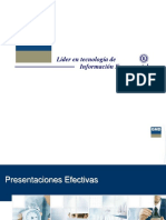 Presentaciones Efectivas .ppt