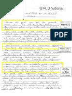 standard 4 evidence