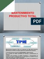 Exposicion Mantenimiento Productivo Total (Mpt) - Rev 2