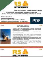 Presentación Rs Drilling School