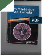 os misterios da cabala.pdf