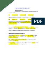 6 - Curvilinear Coordinates