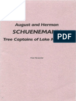 August and Herman Schuenemann Tree Captains of Lake Michigan
