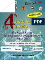 2nd Announcement the 4th Scientific Meeting Updates in Neurology 2018 Final