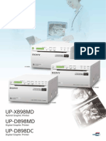 UPD898DC Brochure
