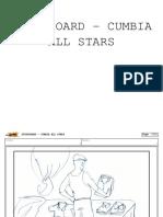 Storyboard - Cumbia All Stars