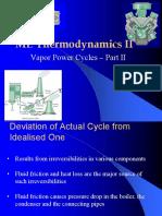 Vapour Power Cycle_Part 2
