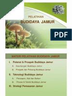 Budidya Jamur