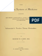 Pages From 1894 Carey the Biochemic System of Medicine-part 1of 9