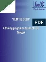 Nirmal Traininig RUB the GOLD