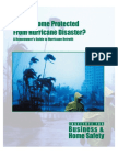 Homeowner's Guide to Hurricane Retrofit -- 2002, IBHS