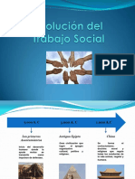 evoluciondeltrabajosocial-111202211042-phpapp01