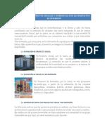 PROYECTOS SOCIALES Y DIFERENCIAS CON LOS PROYECTOS DE INVERSIÓN