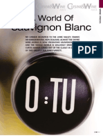 World of Sauvignon Blanc