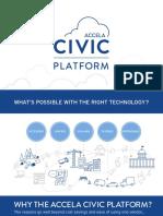 Accela Civic Platform