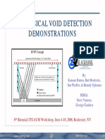 3D Hanna Geophysical Void Demonstration