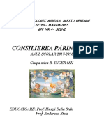 Consiliere 2017-2018