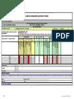 Alignment Matrix - 256520 - Control Traffic