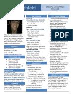 resume web