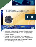 Biobriket Dan Biopellet
