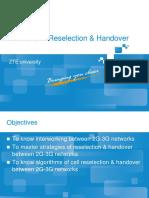 11 GO_NAST3010_E01_1 2G-3G Cell Reselection & Handover-37