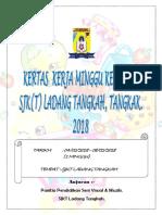 Kertas Kerja Minggu Kesenian 2018