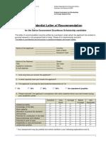 04 FCS Application Letter of Recommendation Form Eng 2018 2019