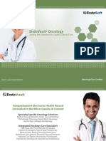 EndoSoft Oncology Brochure