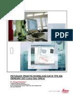 Petunjuk Praktis Download Data Tps 400 Dengan Lgo