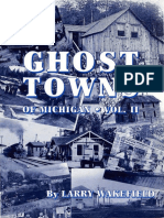 Ghost Towns of Michigan Vol2