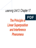 LEARNING UNIT_3 Principle of Linear Superposition