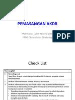 Pemasangan AKDR