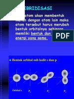 hibridisasi