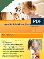 Kenali Jenis Batuk Dan Obat Yang Tepat (1)