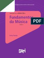 Suplemento Aluno Fundamentos Da Musica 2016