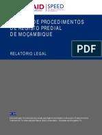 Relatório 002 Análise Jurídica Dos Processos de Registo de Propriedade