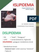 PPT Penyuluhan Dislipidemia