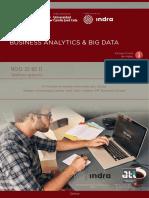 Master en Business Analytics y Big Data