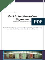 Sueroterapia Oral en Urgencia