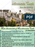 Neuschwanstein Castle (Civil Engineering Aspects)
